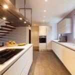 Indbygning af LED i nye huse
